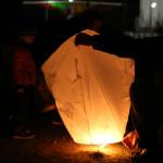Lâché lanternes 2018
